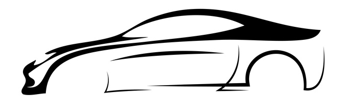 Calligraphic car logos 2